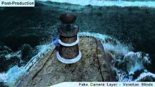 Download Fluid Dynamic Simulation - Realflow HYBRIDO Ruins RFRK Fumefx Krakatoa - BREAKDOWN - Simone Ciliani Video
