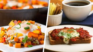 Download 5 Low-Calorie Breakfasts To Start Your Day Right •Tasty Video