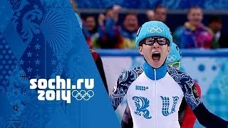 Download Short Track Speed Skating Golds Inc: Victor An's Triple Gold | Sochi Olympic Champions Video