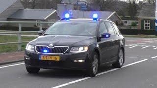 Download Brandweer en politie zijn met spoed onderweg na een autobrand op de A58 bij Moergestel - 03-03-2017 Video