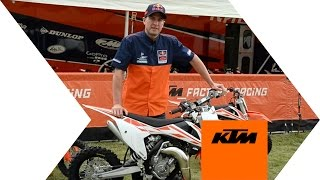 Download Ryan Dungey introduces the all new Sportminicycles | KTM Video