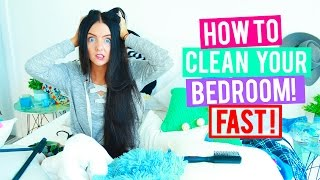 Download How To Clean Your Room Fast + Cleaning Hacks & Organisations Tips + Tricks. Video