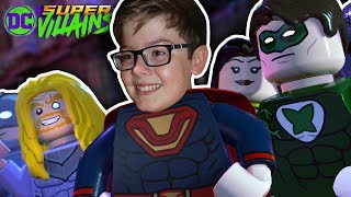 Download LEGO DC Super-Villains Video