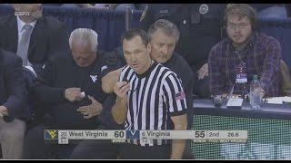 Download NCAAB 12 03 2016 West Virginia at Virginia 720p60 Video