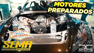Download +1000cv MOTORES y PREPARACIONES RADICALES de ENSUEÑO | SEMA SHOW 2018 Performance | Dani Clos Video