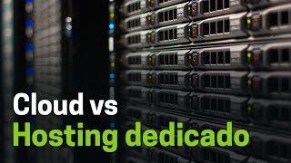 Download Servidores cloud o en la nube vs. Hosting dedicado Video