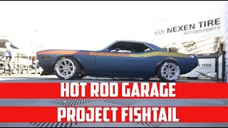 Download Hot Rod Garage Project Fishtail Cuda Walk Around with Tony Angelo Video