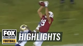Download Washington vs Stanford   Highlights   FOX COLLEGE FOOTBALL Video