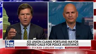 Download 'Beginning of the End': Tucker Blasts Portland OR Mayor for Police Stand-Down Policy at ICE Protest Video
