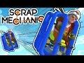 Download Scrap Mechanic CREATIONS! - GREATEST HUMAN LAUNCHER!! [#25] W/AshDubh   Gameplay   Video