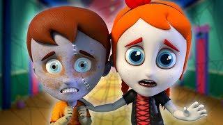 Download 🔴 Halloween Songs For Kids   Schoolies Cartoons   Nursery Rhymes + More Baby Songs Video