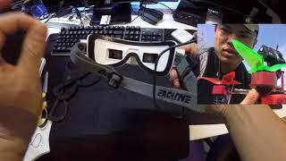 Download Eachine EV100 Come Modificare FOV con 1 euro! Vanno bene questi occhiali FPV Goggles economici? Video