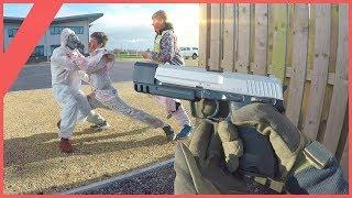 Download Airsoft War - Zombie Gun Game Video