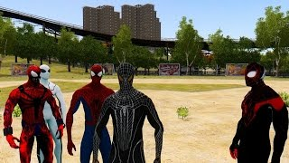 Download Spiderman Army vs Thor Video