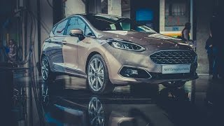 Download 2017 Ford Fiesta: Interior and Exterior design presentation in Milan Video