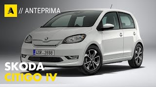 Download Skoda Citigo e iV | La city car ELETTRICA con 265 km di autonomia Video
