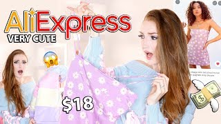 Download A VERY KAWAII ALIEXPRESS HAUL!!! Video