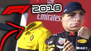 Download 7 STUPIDEST THINGS THAT HAPPEN IN F1 2018 CAREER MODE! Video