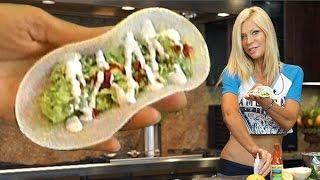 Download Jicama Taco Recipe- Fast & Easy, Super Healthy, with Cara Brotman Video