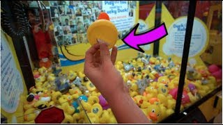 Download WON THE MYSTERY PRIZE DUCK!! (SECRET CODE!!) Video