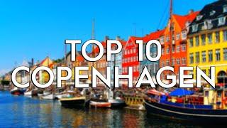 Download ✅ TOP 10: Things To Do In Copenhagen Video
