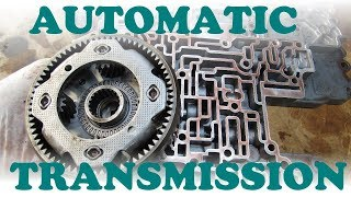 Download How an Automatic Transmission Works Video