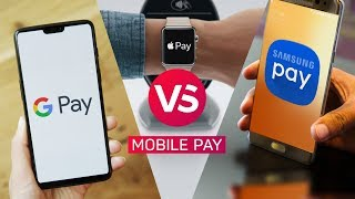 Download Apple Pay vs. Samsung Pay vs. Google Pay: Which is best? Video