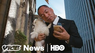 Download Exiled Chinese Billionaire Uses YouTube To Wage A War On Corruption (HBO) Video