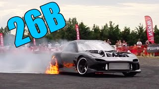 Download 9 Quad-Rotor 26B Swapped Cars + BOAT Swap Video
