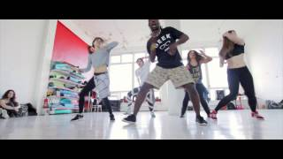 Download Afro Intensive with Blaakow Dancer | 1st day | Moscow | Russia | March'15 | Donga Production Video