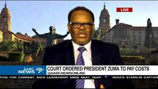 Download Court judgement on Zuma, State Capture application not a surprise: Sipho Seepe Video