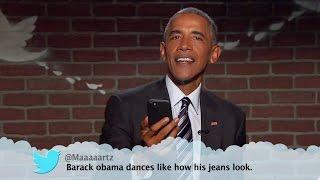Download President Obama Fires Back At Donald Trump's Mean Tweet On Kimmel Video
