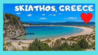 Download GREECE: The BEACHES of SKIATHOS island - the GOOD, the BEST and the real UGLY, what to see and avoid Video