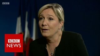 Download Marine Le Pen: Front National 'not racist' - BBC News Video