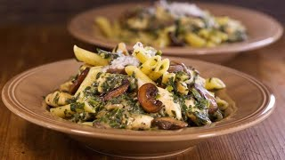 Download Florentine Penne with Chicken Video