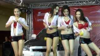 Download Thailand Motor Festival 2013 Car Wash FHM Girls-101 Video