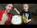 Download FATHER SON CAKE DUEL Video