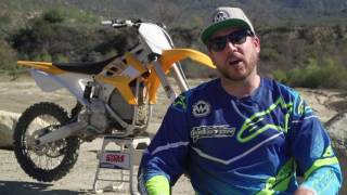 Download Grant Langston Tests The Alta Motors Redshift MX Video