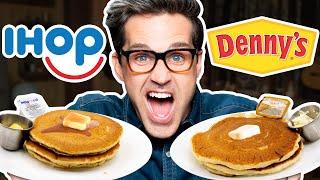 Download IHOP vs. Denny's Taste Test | FOOD FEUDS Video