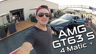 Download Mercedes-AMG GT 63 S 4MATIC+ Interieur/Exterieur Video