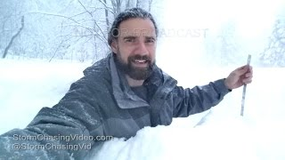 Download Lorraine, NY Extreme Amount Of Lake Effect Snow - 11/21/2016 Video