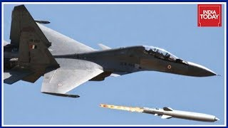 Download Brahmos Missile Successfully Test Fires From Sukhoi Jet Video