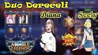 Download Mobile Legends: Global Fanny Gameplay Duo w/ Diana Video