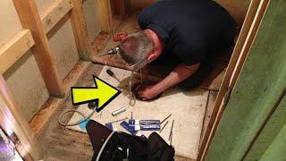 Download Podigao je stari tepih u dedinoj kući, a ono što je pronašao ga je ostavilo bez riječi ! Video