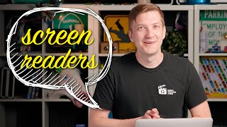 Download Accessible Components: Screen readers - Polycasts #50 Video