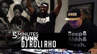 Download Dj Roli Rho | #5MinutesOfFunk | #TurntableTuesday97 Video