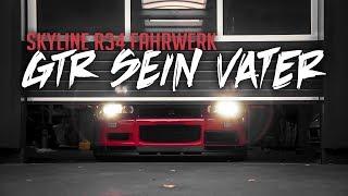Download JP Performance - GTR sein Vater ! | Nissan Skyline R34 Fahrwerk Video