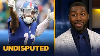 Download Greg Jennings says the Giants offense is 'not better' without Odell Beckham Jr. | NFL | UNDISPUTED Video