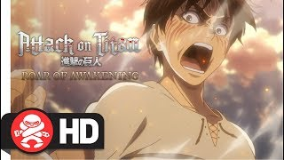 Download Attack on Titan: Roar of Awakening - Official Trailer Video