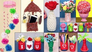 Download 11 Easy UseFull... Best Out Of Waste Idea 2019 - DIY Home Decor Projects !!! Video